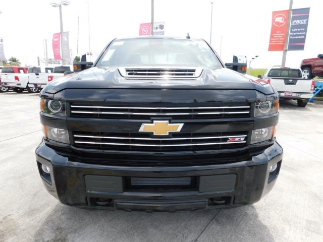 2019 Silverado 2500 Crew Cab 4x4,  Pickup #KF210036 - photo 10