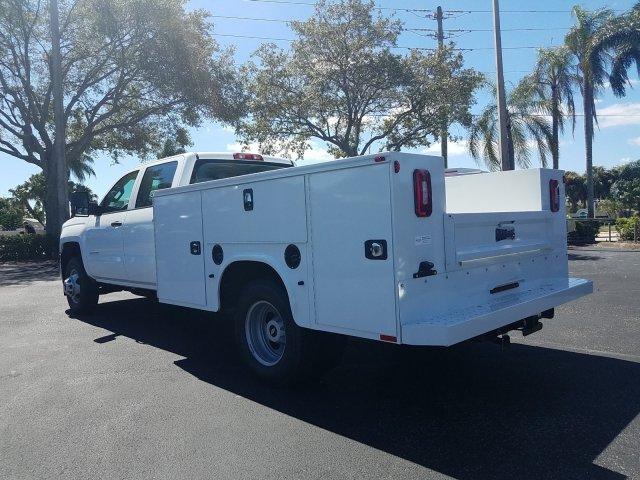 2019 Chevrolet Silverado 3500 Crew Cab DRW 4x2, Knapheide Service Body #KF210448 - photo 1