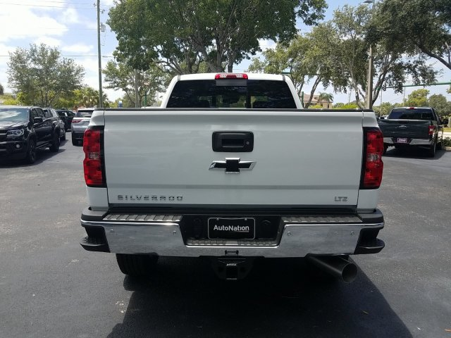 2019 Silverado 2500 Crew Cab 4x4, Pickup #KF249362 - photo 7