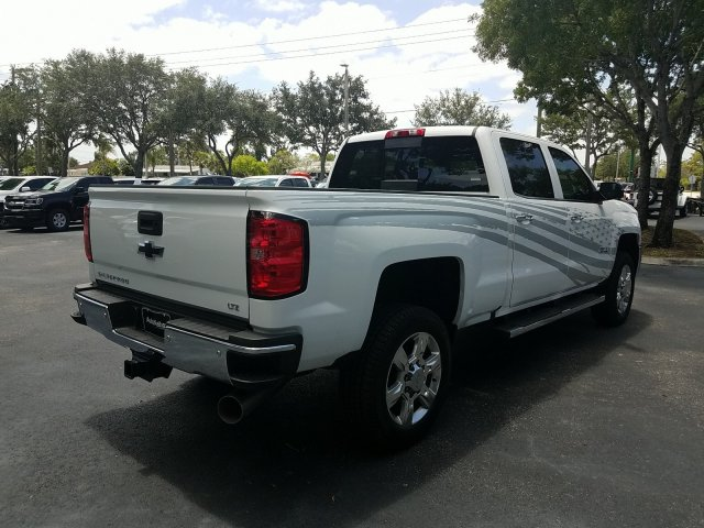 2019 Silverado 2500 Crew Cab 4x4, Pickup #KF249362 - photo 9
