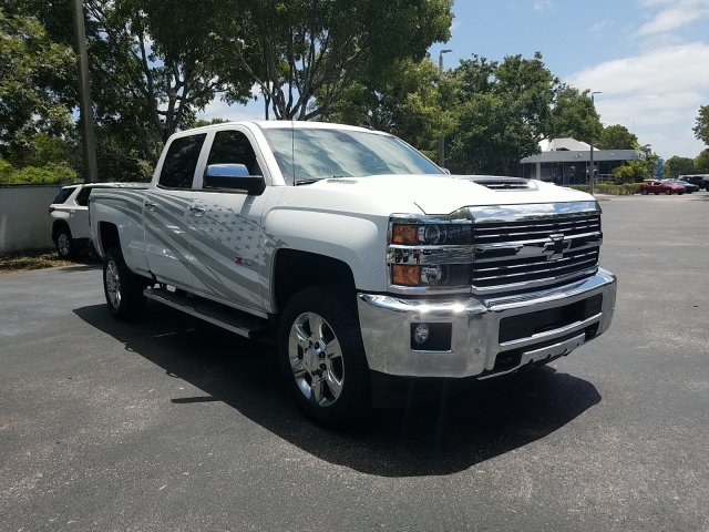 2019 Silverado 2500 Crew Cab 4x4,  Pickup #KF249362 - photo 13