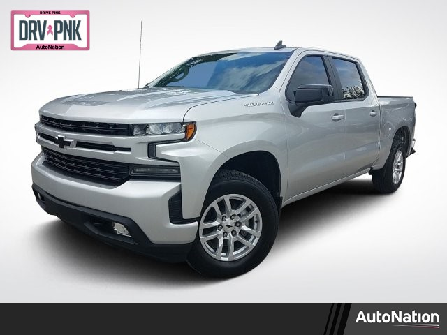 2019 Silverado 1500 Crew Cab 4x2,  Pickup #KG196728 - photo 1