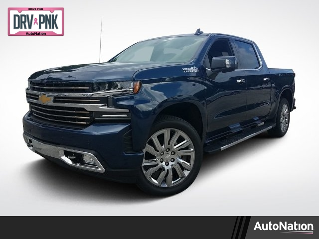 2019 Silverado 1500 Crew Cab 4x2,  Pickup #KG201210 - photo 1