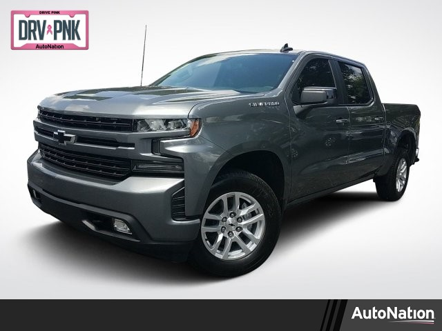 2019 Silverado 1500 Crew Cab 4x2,  Pickup #KG209592 - photo 1