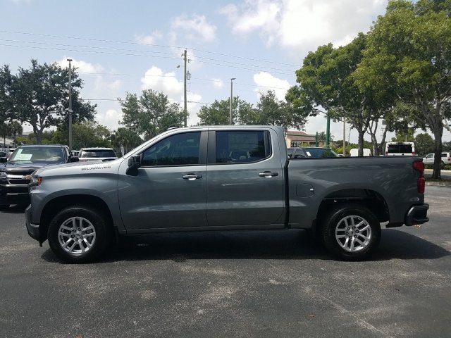 2019 Silverado 1500 Crew Cab 4x2,  Pickup #KG209592 - photo 3