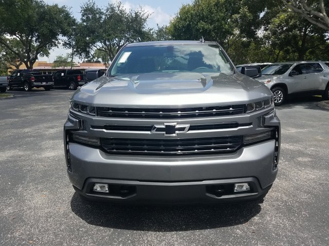 2019 Silverado 1500 Crew Cab 4x2,  Pickup #KG209592 - photo 6