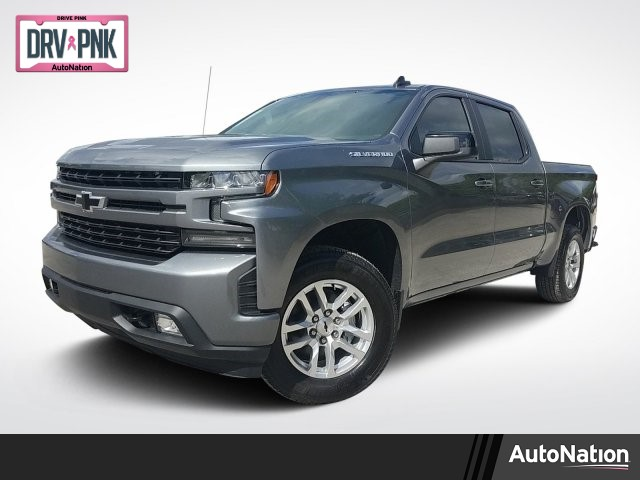 2019 Silverado 1500 Crew Cab 4x2,  Pickup #KG214474 - photo 1