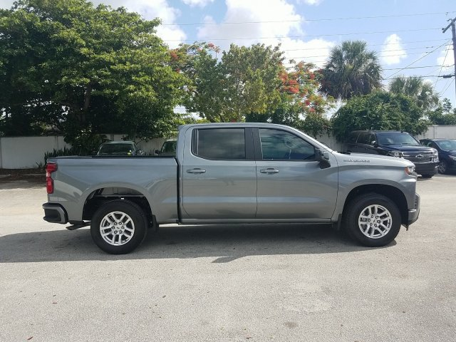 2019 Silverado 1500 Crew Cab 4x2,  Pickup #KG214474 - photo 10