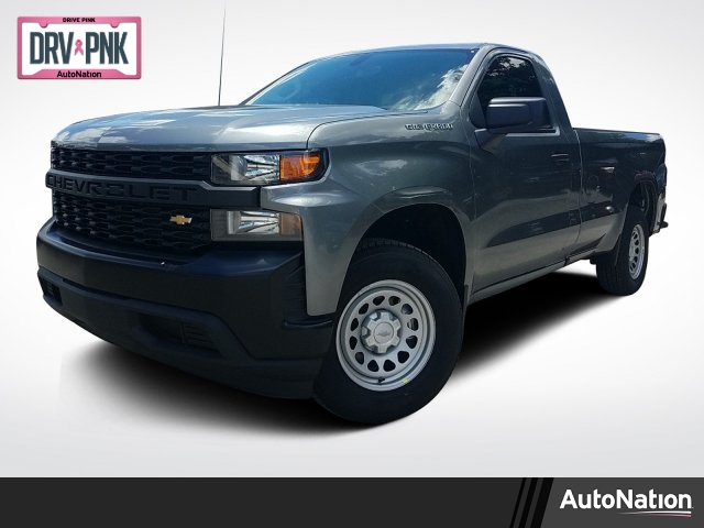 2019 Silverado 1500 Regular Cab 4x2,  Pickup #KG238801 - photo 1