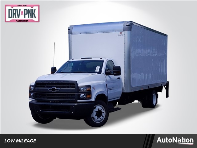 2019 Chevrolet Silverado Medium Duty Regular Cab DRW 4x2, Cab Chassis #KH610022 - photo 1