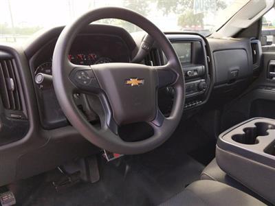 2019 Silverado Medium Duty Regular Cab DRW 4x2,  Godwin 300U Dump Body #KH840729 - photo 4