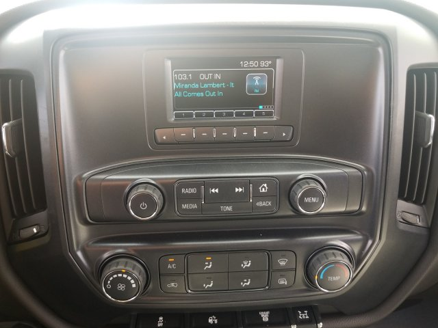 2019 Silverado Medium Duty Regular Cab DRW 4x2,  Platform Body #KH885797 - photo 11
