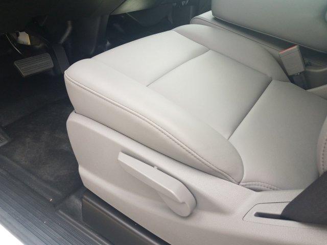 2019 Silverado Medium Duty Regular Cab DRW 4x2, Platform Body #KH885797 - photo 5
