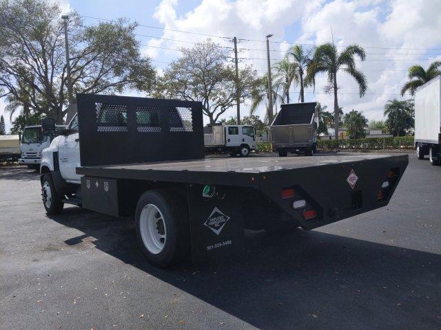 2019 Silverado Medium Duty Regular Cab DRW 4x2, Simplified Fabricators, Inc. Stake Bed #KH886170 - photo 8