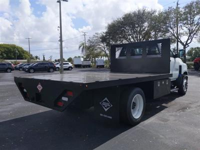 2019 Silverado Medium Duty Regular Cab DRW 4x2, Simplified Fabricators, Inc. Stake Bed #KH886170 - photo 3