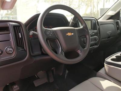 2019 Silverado Medium Duty Regular Cab DRW 4x2, Simplified Fabricators, Inc. Stake Bed #KH886170 - photo 2