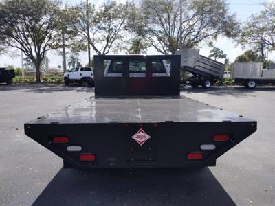 2019 Silverado Medium Duty Regular Cab DRW 4x2, Simplified Fabricators, Inc. Stake Bed #KH886170 - photo 7