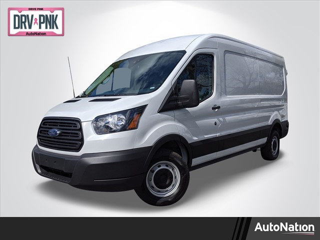 2019 Transit 250 Med Roof 4x2, Empty Cargo Van #KKB53816 - photo 1