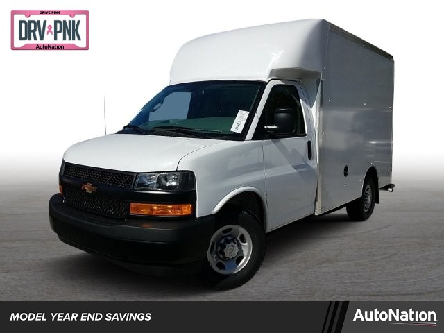 2019 Express 3500 4x2,  Supreme Spartan Cargo Cutaway Van #KN001587 - photo 1