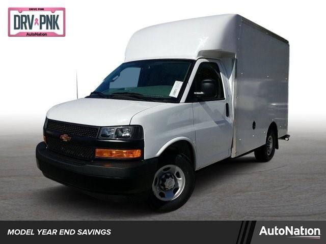 2019 Express 3500 4x2,  Supreme Cutaway Van #KN001587 - photo 1
