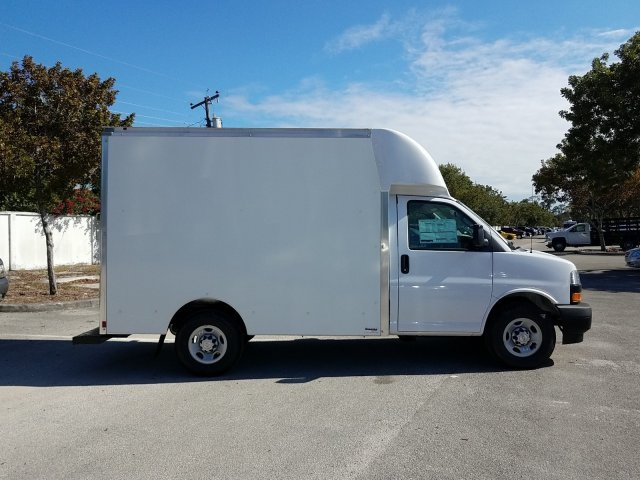 2019 Express 3500 4x2,  Supreme Spartan Cargo Cutaway Van #KN001587 - photo 6
