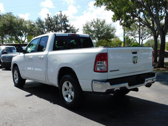 2019 Ram 1500 Quad Cab 4x2,  Pickup #KN761387 - photo 1