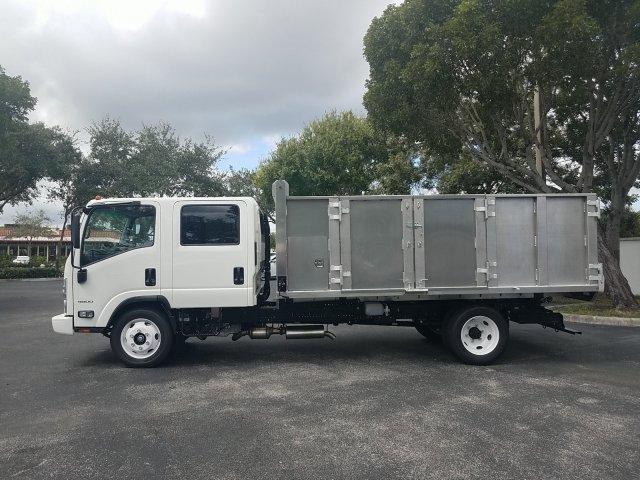 2019 LCF 4500 Crew Cab 4x2, Simplified Fabricators, Inc. Landscape Dump #KS808413 - photo 3