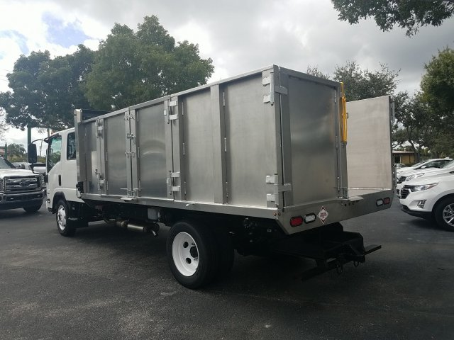 2019 LCF 4500 Crew Cab 4x2,  Simplified Fabricators, Inc. Landscape Dump #KS808413 - photo 1