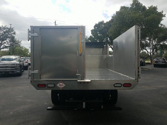 2019 LCF 4500 Crew Cab 4x2, Simplified Fabricators, Inc. Landscape Dump #KS808413 - photo 4