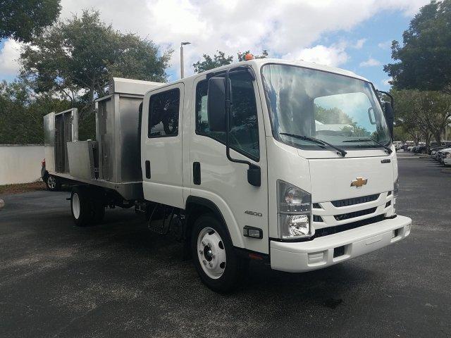 2019 LCF 4500 Crew Cab 4x2, Simplified Fabricators, Inc. Landscape Dump #KS808413 - photo 7