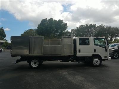 2019 LCF 4500 Crew Cab 4x2, Simplified Fabricators, Inc. Landscape Dump #KS808413 - photo 6