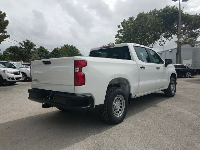 2019 Silverado 1500 Crew Cab 4x2,  Pickup #KZ317203 - photo 8