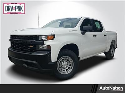2019 Silverado 1500 Crew Cab 4x2,  Pickup #KZ317203 - photo 1