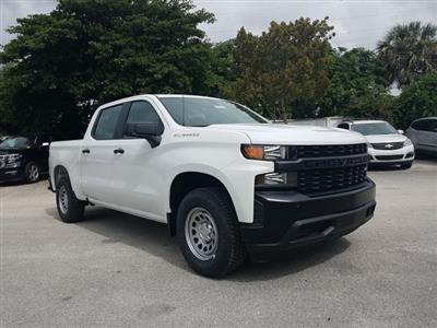 2019 Silverado 1500 Crew Cab 4x2,  Pickup #KZ317203 - photo 12