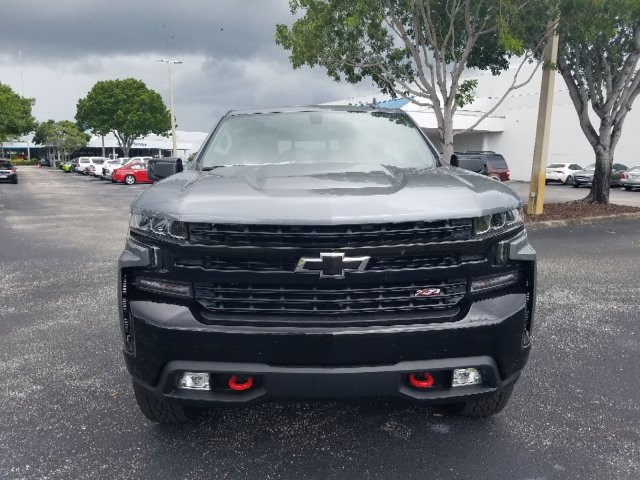 2019 Silverado 1500 Crew Cab 4x4,  Pickup #KZ334401 - photo 3