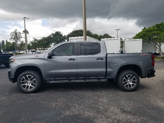 2019 Silverado 1500 Crew Cab 4x4,  Pickup #KZ334401 - photo 8