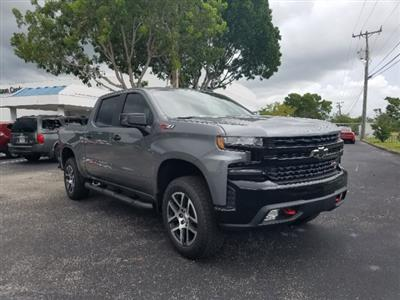 2019 Silverado 1500 Crew Cab 4x4,  Pickup #KZ334401 - photo 1