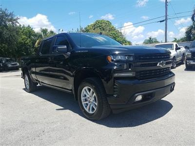 2019 Silverado 1500 Crew Cab 4x2,  Pickup #KZ375201 - photo 3