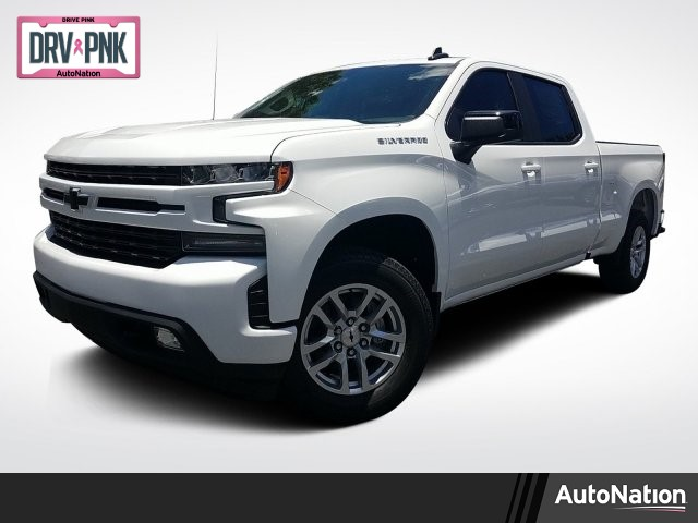 2019 Silverado 1500 Crew Cab 4x2,  Pickup #KZ377351 - photo 1
