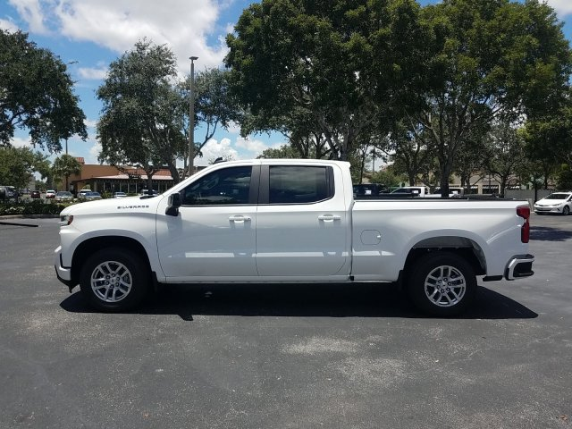 2019 Silverado 1500 Crew Cab 4x2,  Pickup #KZ377351 - photo 4