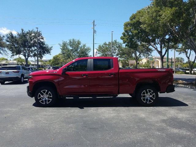 2019 Silverado 1500 Crew Cab 4x4,  Pickup #KZ385789 - photo 4