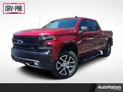 2019 Silverado 1500 Crew Cab 4x4,  Pickup #KZ385789 - photo 1