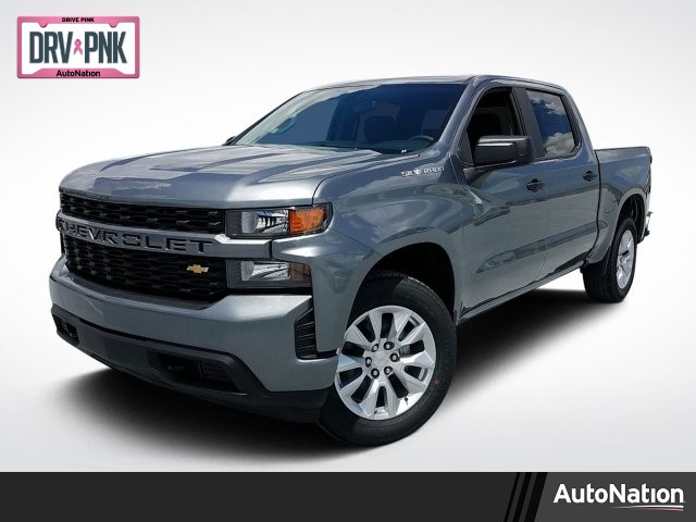 2019 Silverado 1500 Crew Cab 4x2,  Pickup #KZ423764 - photo 1