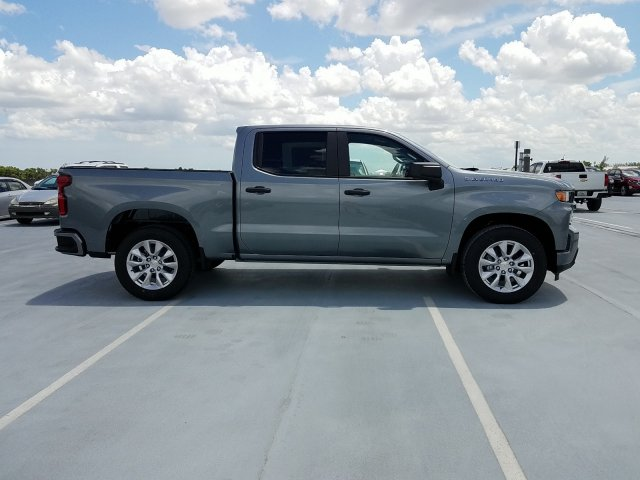 2019 Silverado 1500 Crew Cab 4x2,  Pickup #KZ423764 - photo 10
