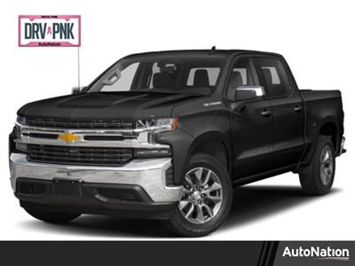 2019 Silverado 1500 Crew Cab 4x4,  Pickup #KZ424499 - photo 1