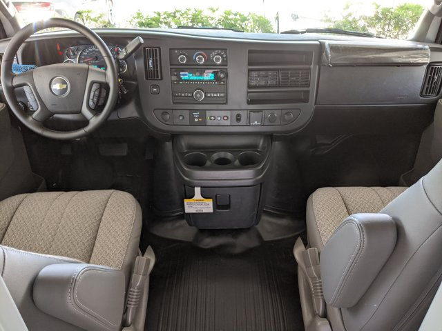 2020 Chevrolet Express 3500 4x2, Knapheide KUV Service Utility Van #L1208298 - photo 13