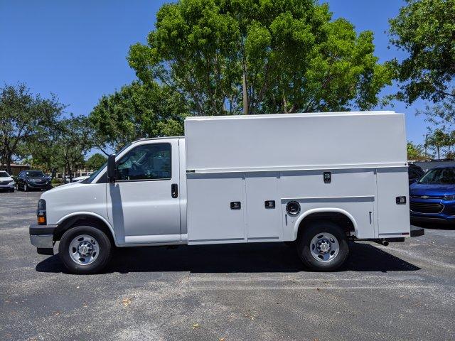 2020 Chevrolet Express 3500 4x2, Knapheide KUV Service Utility Van #L1208298 - photo 6