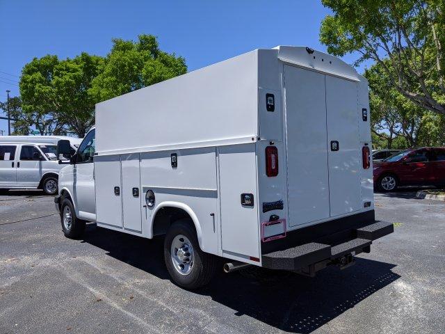 2020 Chevrolet Express 3500 4x2, Knapheide KUV Service Utility Van #L1208298 - photo 2
