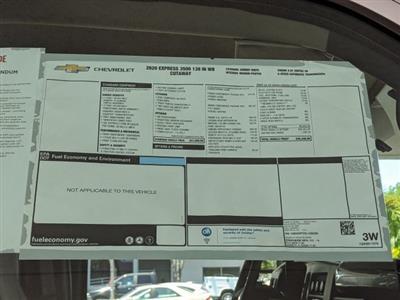 2020 Chevrolet Express 3500 4x2, Knapheide KUV Service Utility Van #L1208298 - photo 16