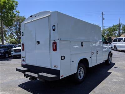 2020 Chevrolet Express 3500 4x2, Knapheide KUV Service Utility Van #L1208298 - photo 4